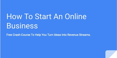 Mission: We Help People Launch Profitable Online Businesses Quickly tickets