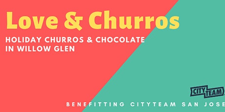 Churros & Chocolate for Charity tickets
