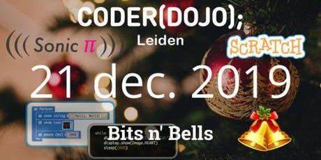 CoderDojo Leiden #66 | Bits en Bells (winter!) tickets