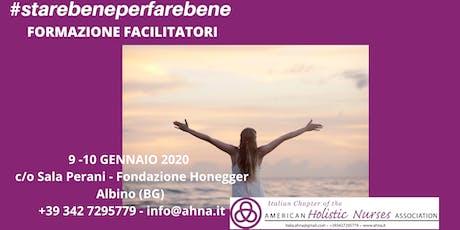 Facilitatori AHNA ITALIA BG biglietti