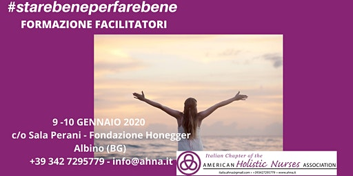 Facilitatori AHNA ITALIA BG