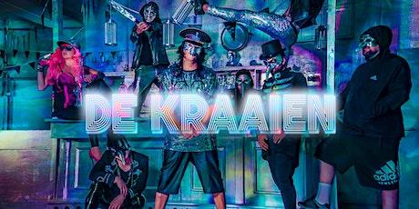 De Kraaien - Skatecafe + Cobra tickets