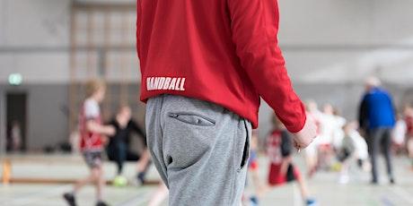Handball-Camp am 6. und 7. April 2020 Tickets
