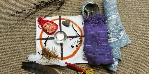 Introduction to Shamanism - 2 day weekend workshop 18 AND 19 Jan