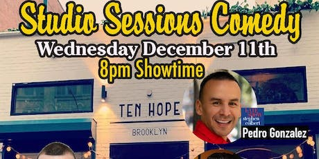 Studio Sessions Comedy tickets