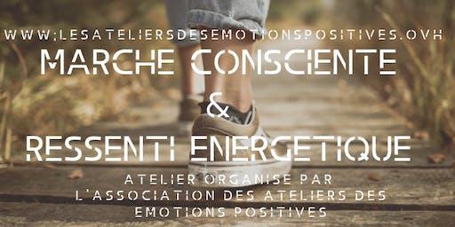 Marche consciente et ressenti énergétique
