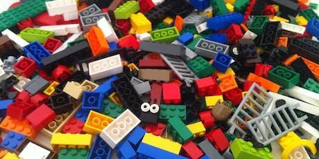 LEGO Build tickets