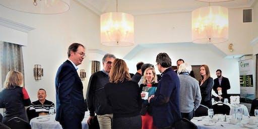 COGI-PME,  6e Dîner Conférence au Manoir Campbell, 18 Dec. 12h-14h30