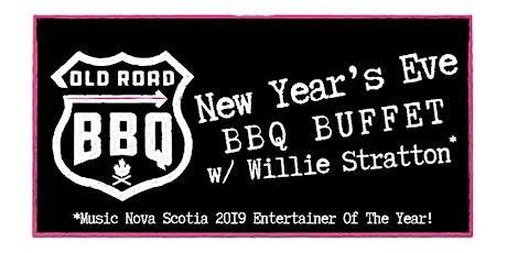 New Years Eve BBQ Buffet & Hootenanny w/ Willie Stratton tickets