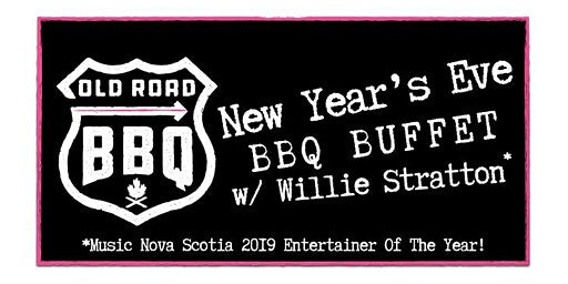 New Years Eve BBQ Buffet & Hootenanny w/ Willie Stratton