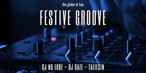 Festive Groove with DJ No Edge