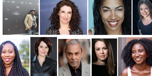 Writers, Actors and Producers:  Network and Panel