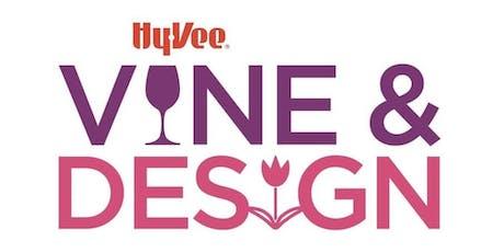 Vine & Design: December Candle Centerpiece tickets