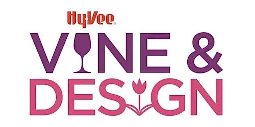 Vine & Design: December Candle Centerpiece