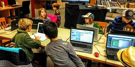 Intro to Coding for kids (12-week course, every Sunday) tickets