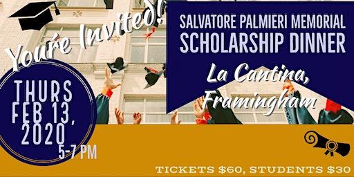 2020 Salvatore Palmieri Memorial Scholarship Dinner