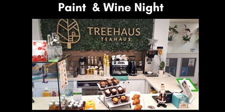 Heeling Abstract Paint & Wine Nite  tickets