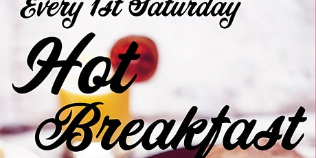 1st Saturday Hot Breakfast Day tickets