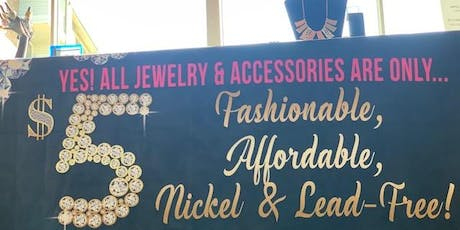 Shop with Paparazzi  Jewelry - starting at $5 tickets