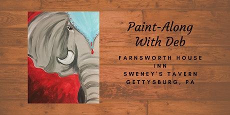 Elephant Old Soul Paint-Along - Farnsworth House Inn Tavern tickets
