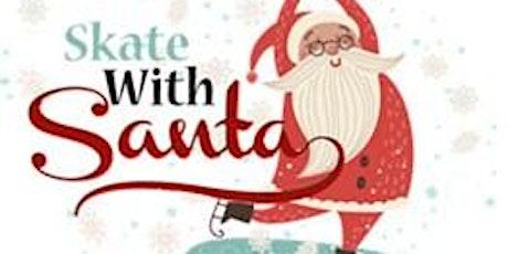 Skate with Santa tickets