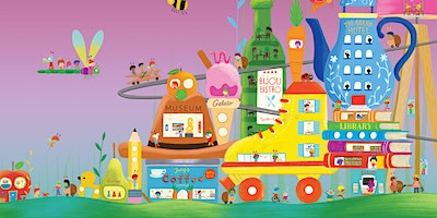 Picture Book Masterclasses (14th or 21st March)