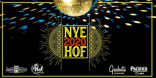 4th Annual NYE @ The Hof