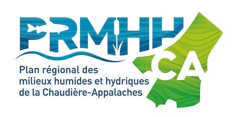 Forum régional PRMHH de la Chaudière-Appalaches  billets