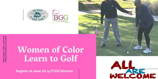 FSGC Women in Golf Instructional Initiative