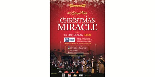 Christmas Miracle Portugal 2019