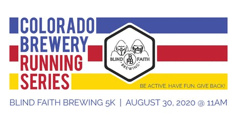 Beer Run - Blind Faith Brewing 5k | Colorado Brewery Running Series tickets