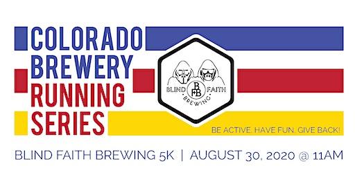 Beer Run - Blind Faith Brewing 5k | Colorado Brewery Running Series