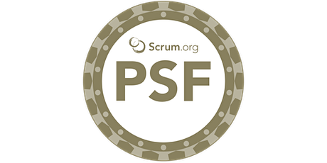 Professional Scrum Foundations - Scrum.org biglietti