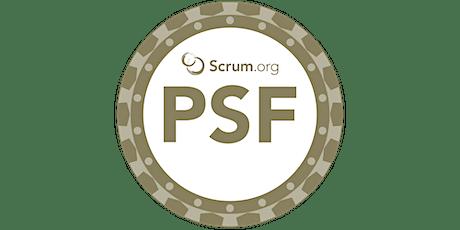 Professional Scrum Foundations - Scrum.org biglietti