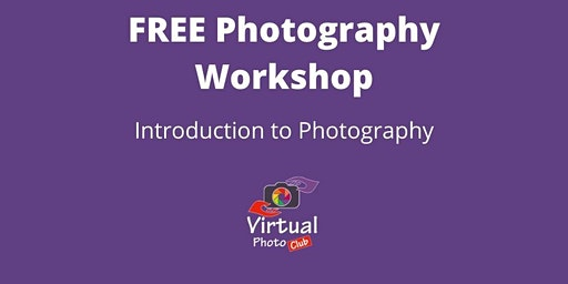 Free Introduction to Photography Workshop