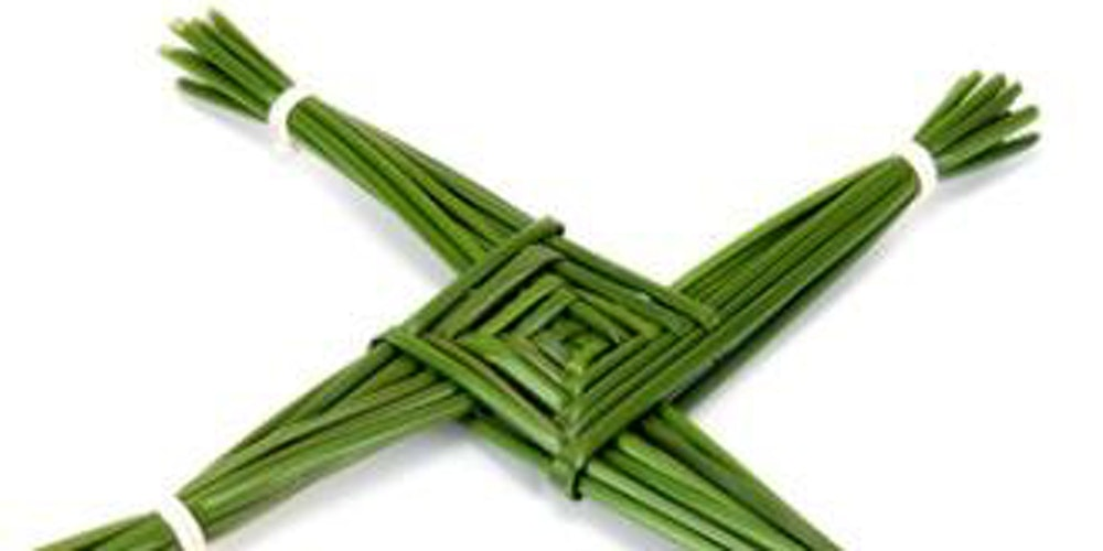 Image result for st brigid's cross making