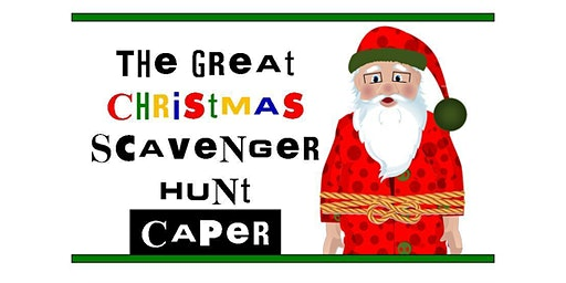Holiday Mystery Scavenger Hunt