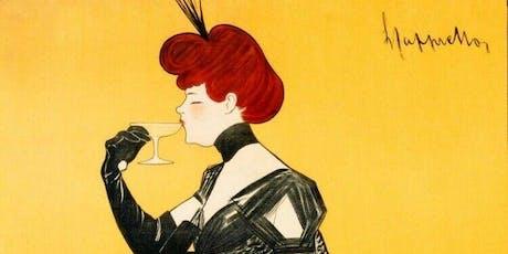 Bacchanalia: Champagne & Fine Cheese tickets