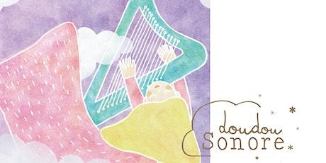 Découvrez la harpe en famille billets