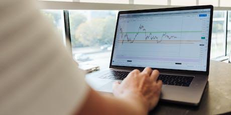 Ganhe dinheiro em casa através de Forex e Crypto (Açores, Portugal) tickets