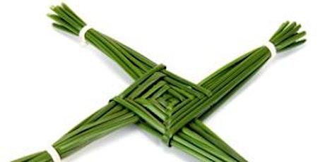 Saint Brigid's Cross Making Workshop for Adults tickets