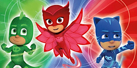 PJ Masks are coming to Miami for an incredible show! tickets