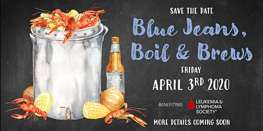Blue Jeans, Boil & Brews