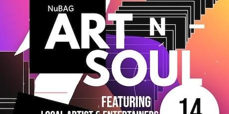 Art N Soul tickets