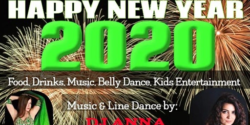 NewYear Party 2020 St Louis