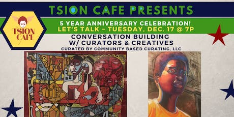 Let's Talk Tuesday | Conversation Building w/ Creatives tickets