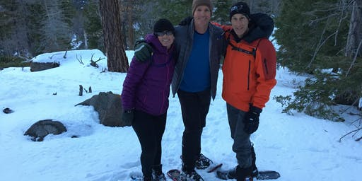 Big Bear's Winter Trails Day - Free Snowshoe Tour