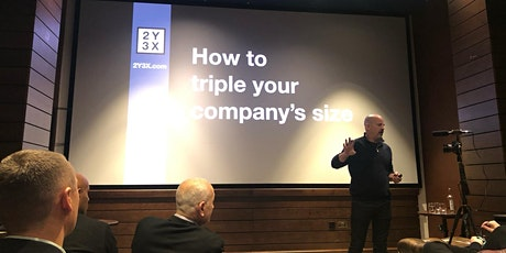 How to triple your profit: the 2Y3X methodology tickets