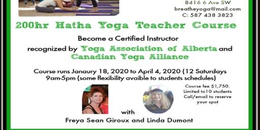 200 hr Yoga Teacher Certification course