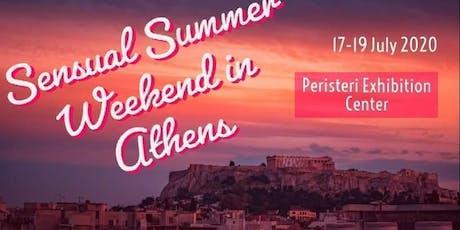 Sensual Summer Weekend & Dani J Live in Athens 17-19 July 2020! entradas